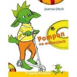 Pompon na wakacjach - Joanna Olech