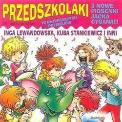 Przedszkolaki. Słuchowisko dla dzieci (CD)