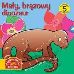 Poruszaj i baw się! Mały brązowy dinozaur - Richard Powell