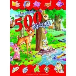 Poznaj i przyklej 500 naklejek