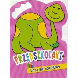 Przedszkolaki uczą się kolorów - Dinozaur