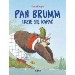Pan Brumm idzie się kąpać - Daniel Napp