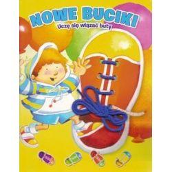 Nowe buciki - książka kartonowa