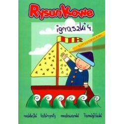 Rysunkowe igraszki - część 4 - Łukasz Ryłko