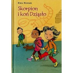 Skorpion i koń. Dziąsło - Ewa Nowak