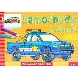 Samochody i szlaczki (4-7 lat)