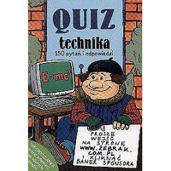 Quiz - Technika 150 pytań i odpowiedzi