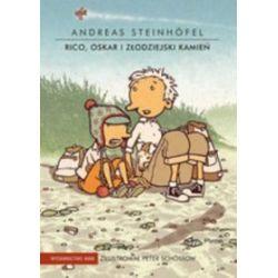 Rico, Oskar i złodziejski kamień - Andreas Steinhöfel