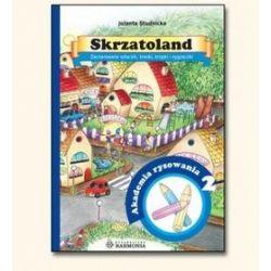 Skrzatloland - Akademia rysowania, czyli zaczarowane szlaczki, kropki, kreski i zygzaczki - część 2 - Jolanta Studnicka