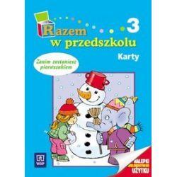 Razem w przedszkolu - Karty pracy pięciolatka część 3 - Anna Łada-Grodzicka, Danuta Piotrowska