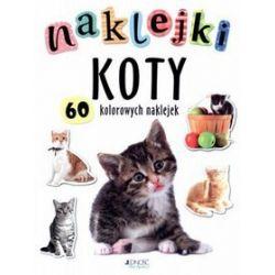 Naklejki. Koty