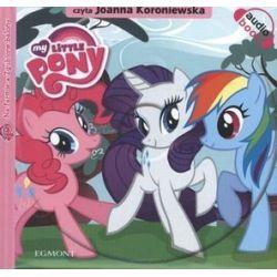 Mój kucyk Pony. Zgubione balony (druk/CD)