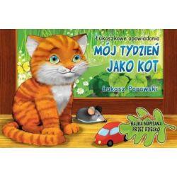 Mój tydzień jako kot - Łukasz Porawski