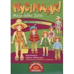 Moja lalka Julia wycinanki - Maria Szarf