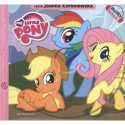 Mój kucyk Pony Najpiękniej jest w Ponyville (druk/CD)