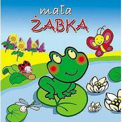 Mała żabka - Agata Widzowska-Pasiak