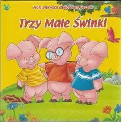 Moja pierwsza biblioteka bajeczek - Trzy małe świnki