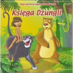 Moja pierwsza biblioteka bajeczek - Księga Dżungli