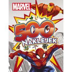 Marvel. 500 naklejek