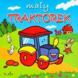 Mały traktorek. Mini zwierzątka