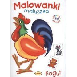 Malowanki maluszka - Kogut