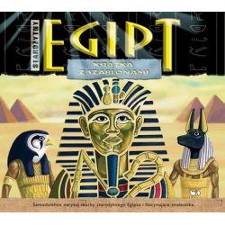 Starożytny Egipt - książka z szablonami
