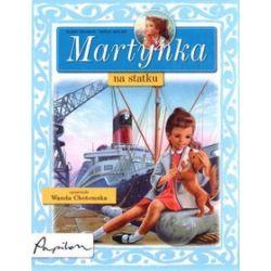 Martynka na statku - Gilbert Delahaye, Marcel Marlier