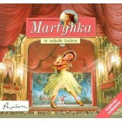 Martynka w szkole tańca. książeczka rozkładanka