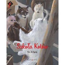Szkoła kotów - Jin-kyung Kim