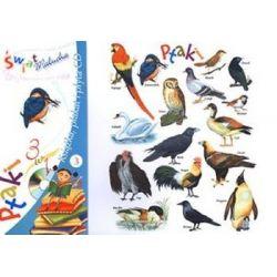 Świat Malucha 3. Ptaki. Plansza edukacyjna