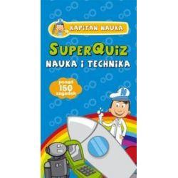 SuperQuiz: Nauka i technika - Kapitan Nauka
