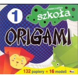 Szkoła origami 1. Zwierzątka