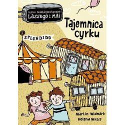Tajemnica cyrku - Martin Widmark, Helena Willis