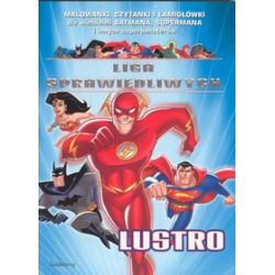 Liga Sprawiedliwych - Lustro (Kolorowanka)