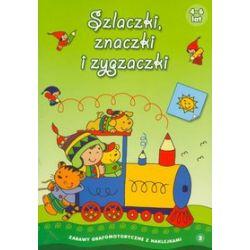 Szlaczki, znaczki i zygzaczki - część 2 - Dorota Krassowska