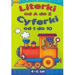 Literki od A do Z. Cyferki od 1 do 10