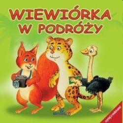 Wiewiórka w podróży - Irmina Żochowska
