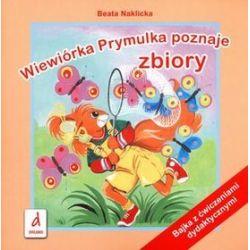 Wiewiórka Prymulka poznaje zbiory - Beata Naklicka