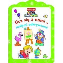 Little People. Ucz się z nami - małymi odkrywcami - Anna Wiśniewska