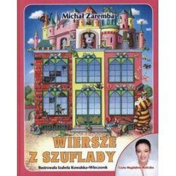Wiersze z szuflady + płyta CD - Michał Zaremba