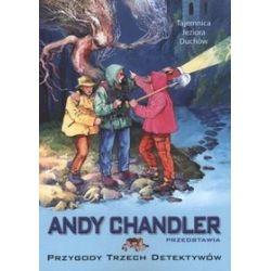 Tajemnica jeziora duchów, tom 18. Przygody trzech detektywów - Andy Chandler