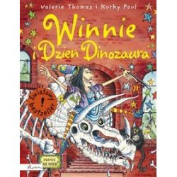 Winnie i dzień dinozaura - Paul Korky, Thomas Valerie