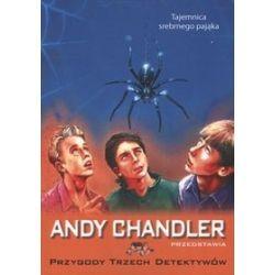 Tajemnica srebrnego pająka, tom 7. Przygody trzech detektywów - Andy Chandler