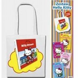 Zestaw Hello Kitty (+ torba)