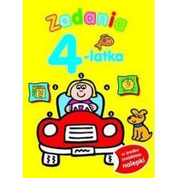 Zadania 4-latka - Anna Wiśniewska