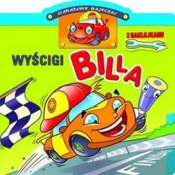 Wyścigi Billa. Garażowe bajeczki z naklejkami - Ramondas Jurgaitis