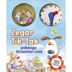 Zegar Tik-Tak - Agnieszka Frejlich-Hołody