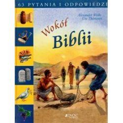 Wokół Biblii. 63 pytania i odpowiedzi - Ute Thonissen, Aleksander WEIHS