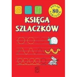 Księga szlaczków - Monika Ostrowska