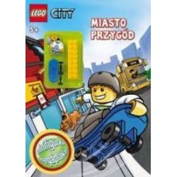 Lego. City. Miasto przygód